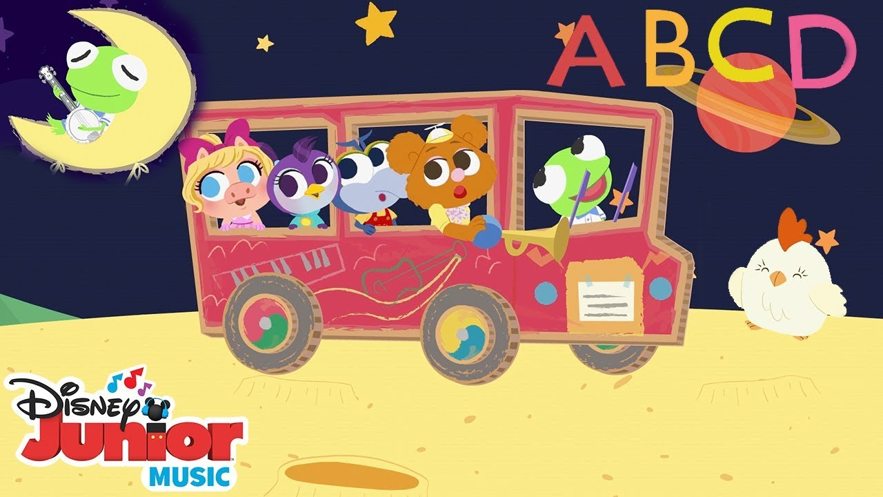 Muppet Babies Nursery Rhymes Disney Junior Music