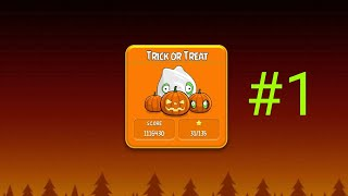 Angry Birds Seasons #1: Trick or Treat