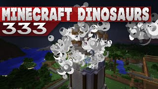 Minecraft Dinosaurs! || 333 || Find the Cow