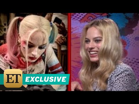 Margot Robbie Dishes on Tattooing Her 'Suicide Squad' Cast Members