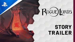 Rogue Lords | Story Trailer | PS4