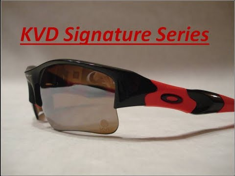 KVD Signature Series Oakley Sunglasses Review
