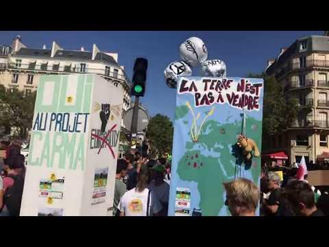 #MarchePourLeClimat #ClimateStrike #Acte45 #GiletsJaunes #21septembre2019