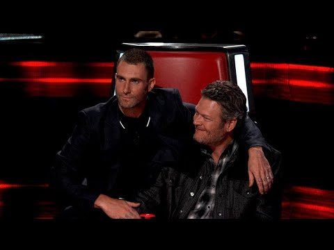 Watch Blake Shelton and Adam Levine Try and Fail to Play Nice in 'Real Housewives' Spoof