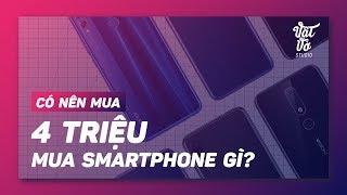 Smartphone giá 3-4 triệu
