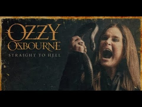 Ozzy Osbourne released another teaser of new song  Straight To Hell..!