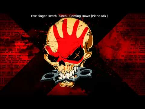 Five Finger Death Punch - Coming Down [Piano Mix]