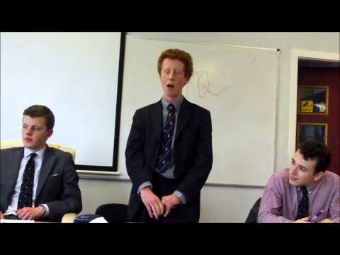 LRGS Whewell Society Debate - Science Vs Religion