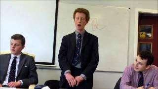LRGS Whewell Society Debate - Science Vs Religion