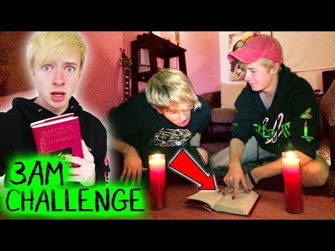 THE RED BOOK GAME at 3AM CHALLENGE