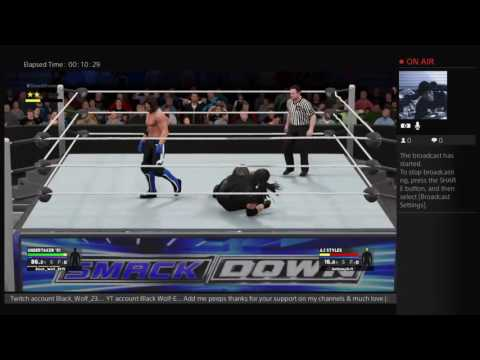 Wwe 2k17 2KTonight Rank Or Live Match Part 2