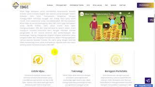 Miner Edge - Operasi Penambangan Crypto Currency Techno
