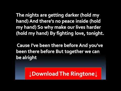 Akon  Hold My Hand Lyrics