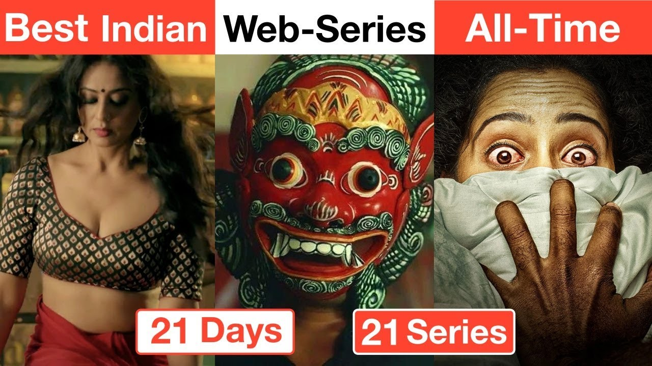 Download Top 21 Best Indian Web Series Of All Time | Deeksha Sharma