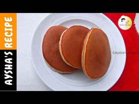 ডোরেমনের ডোরা কেক || প্যানকেক || Dora Cakes || Dorayaki || Dora Pancake Recipe