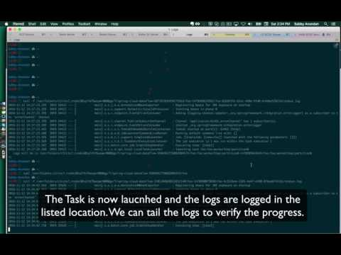 Demo: Partitioning Batch jobs with Spring Cloud Data Flow & Task