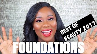 BEST OF BEAUTY 2017 I FOUNDATIONS EDITION