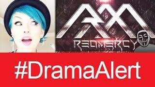 Redmercy Gets HACKED! #DramaAlert BlastphamousHD TV FIGHT - Kandee Johnson ALLERGIC REACTION!
