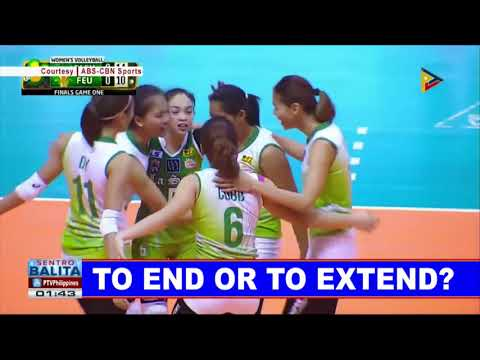 SPORTS BALITA: To end or to extend?