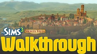 Sims 3 Monte Vista Walkthrough