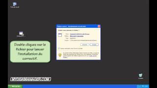 Lire sur windows XP des disque durs en Ex-Fat.