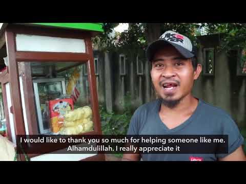 Emergency Food for Street Vendor + Minibus Driver