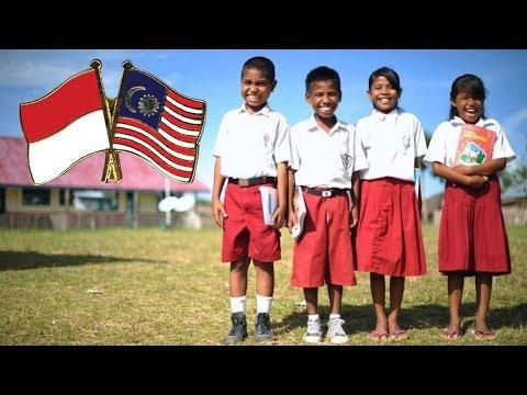 Ini Perbedaan Sekolah Dasar Indonesia dan Malaysia