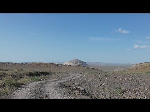 Смотрим, что можно найти в степях Казахстана! Поиск на местах, где когда-то жили кочевники!