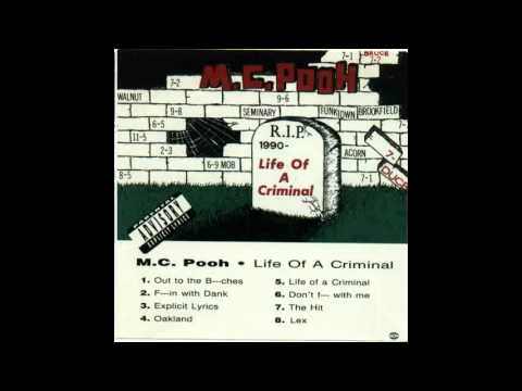 Fuckin' With Dank - MC Pooh [ Life of a Criminal ] --((HQ))--