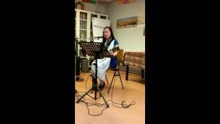 Spontaneous worship 2: Open up your heart & Cover: The Sun Above the Clouds - Hannah Chau