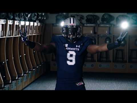 2017 Monmouth Football Intro Video