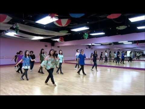 You Let Me Shine ~ Cathy Dacumos - Line Dance (Dance & Walk Thru)