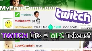 TWITCH IS MYFREECAMS NOW?!