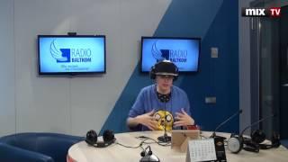 """Российский художник Андрей Бартенев в программе """"Встретились, поговорили"""" #MIXTV"""