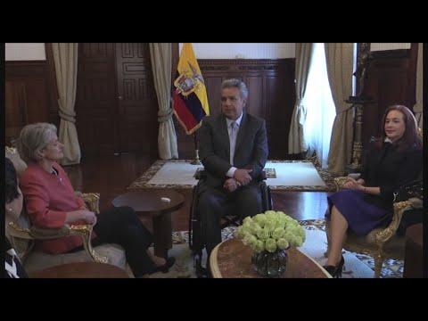 Irina Bokova destaca en Quito la importancia de la educación para la ciudadanía global