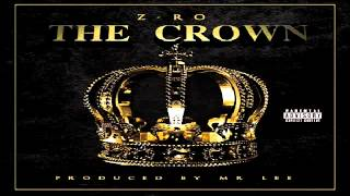 Z-Ro aka Mo City Don Ft. King & Pimp C - P.A.N. (THE CROWN 2014)