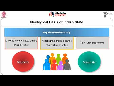 Ideological Basis Of Indian State
