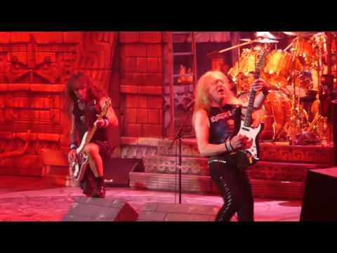 """Children of the Damned"" Iron Maiden@Prudential Center Newark, NJ 6/7/17"