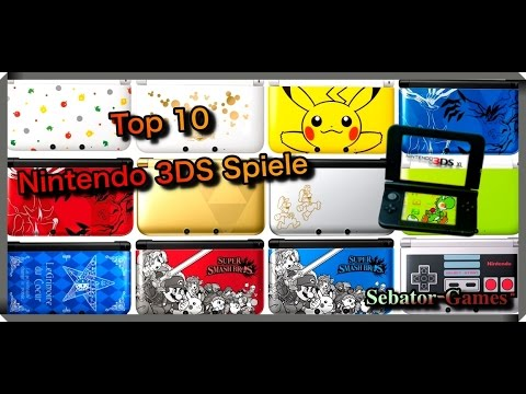 Top 10 Nintendo 3ds Spiele Youtube