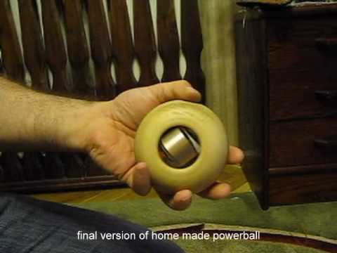 final version of home made powerball