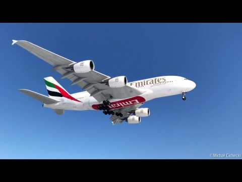Emirates lands one-off A380 at Warsaw Chopin Airport | Emirates Airline