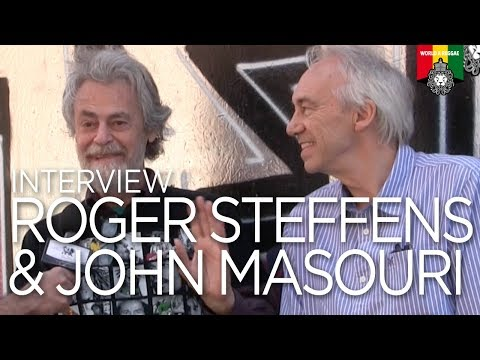 Roger Steffens & John Masouri talk about Bob Marley, May 2018