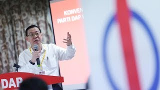 Guan Eng vows to come down hard on DAP's Datuks