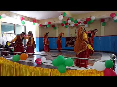 Annual Day in Holy Wisdom Academy lohaghat