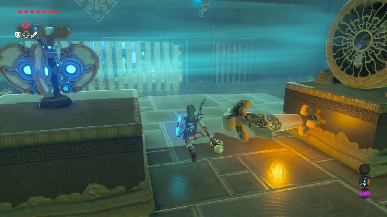 Zelda Botw Windmills Akh Va Quot Shrine Youtube When you enter akh va'quot shrine, the floor's covered with large wind turbines and fluttering windmills. zelda botw windmills akh va quot shrine