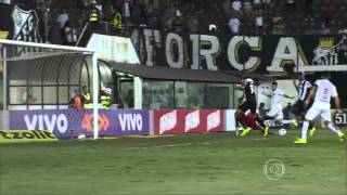 SANTOS FC 4 x 0 Atlético/MG GOLS|LANCES 26ª Rodada Brasileirão 2015