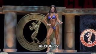 Angelica Teixeira on Arnold Classic - 2017