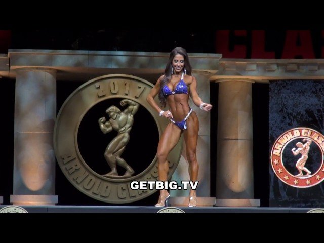 Angelica Teixeira on Arnold Classic - 2017