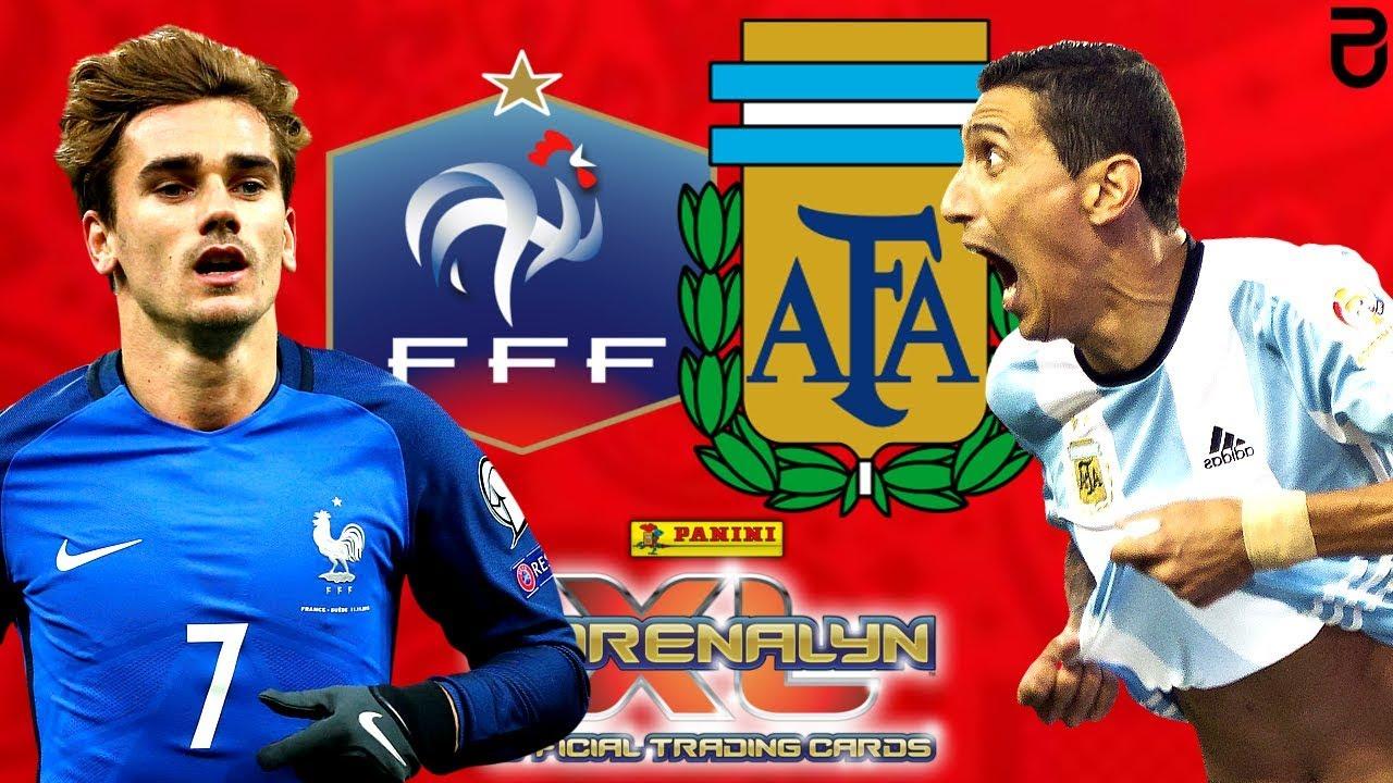 Argentinien Frankreich