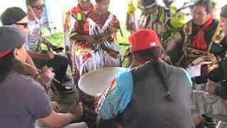 Storm Boyz @ Lenni Lenape Powwow 2013